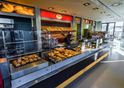 Bäckerei Kayser - Filiale Neuenrade, Hinterm Wall