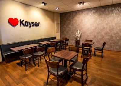 Bäckerei Kayser, Filiale Hemer, Englandstraße