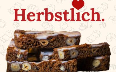 Herbstlich: Berliner Brot wieder erhältlich